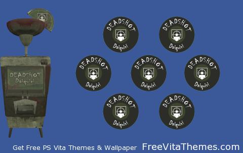 Deadshot Daiquiri PS Vita Wallpaper