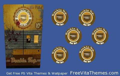 Double Tap PS Vita Wallpaper
