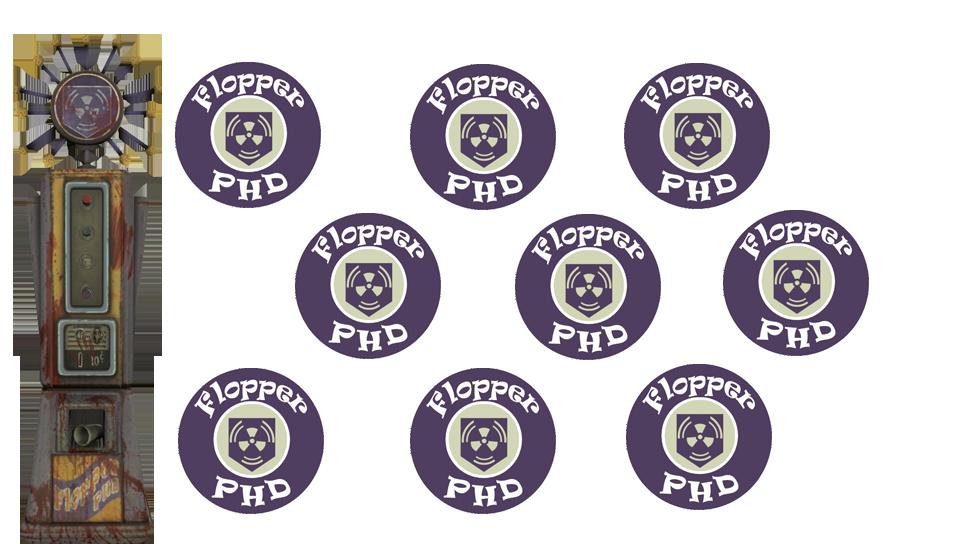 Quick Revive Emblem PhD Flopper Pix...