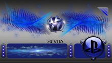 Download PS VITA Element PS Vita Wallpaper