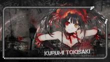 Download Kurumi Date A Live Screenlock PS Vita Wallpaper