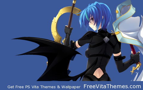 Xenovia Highschool DxD PS Vita Wallpaper