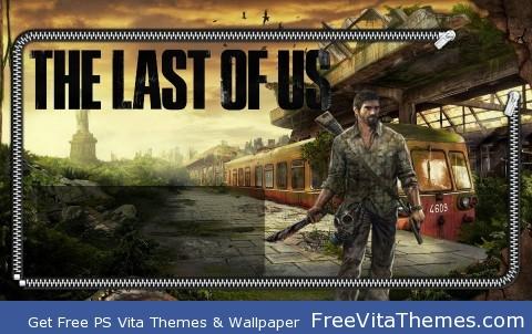 The Last Of Us PS Vita Wallpaper
