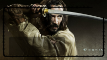 Download 47 Ronin Lockscreen PS Vita Wallpaper