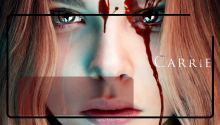 Download Carrie 2013 Lockscreen PS Vita Wallpaper