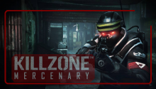 Download Killzone Mercenary Lockscreen PS Vita Wallpaper