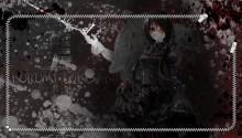 Download Kurumi Tokisaki Lockscreen PS Vita Wallpaper