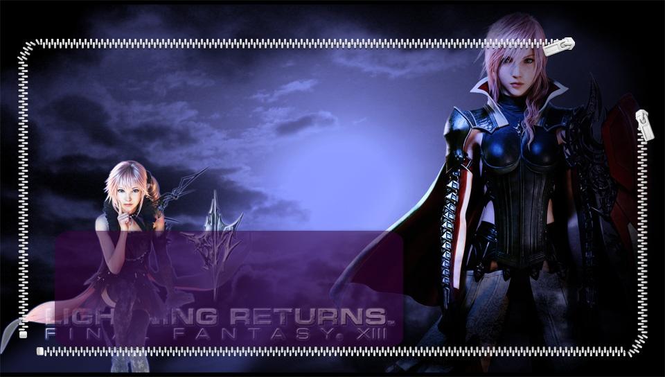 Lightning Returns FFXIII PS Vita Wallpaper