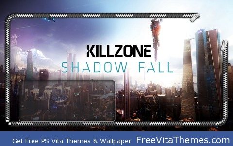 Killzone: Shadow Fall PS Vita Wallpaper