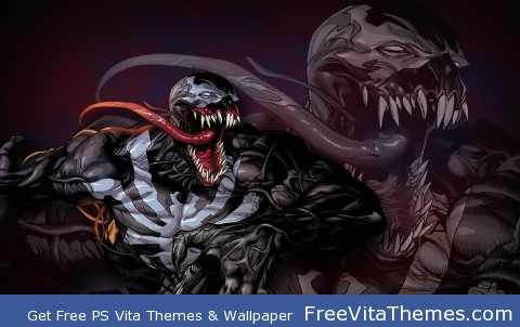 Venom PS Vita Wallpaper