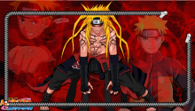 Download Naruto PS Vita Wallpaper