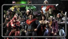 Download Injustice PS Vita Wallpaper