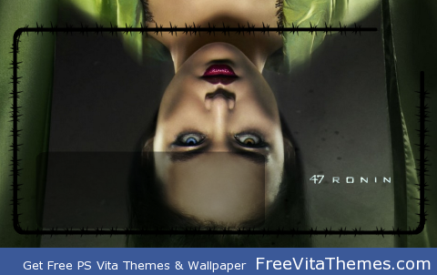47 Ronin Lockscreen 2 PS Vita Wallpaper