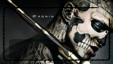 Download 47 Ronin Lockscreen 3 PS Vita Wallpaper