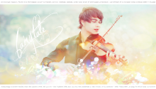 Download Alexander Rybak PS Vita Wallpaper