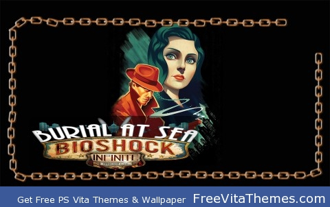 Bioshock Iinfinite – Burial at Sea Ep.1 PS Vita Wallpaper