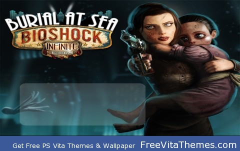 Bioshock Infinite Ep.2 PS Vita Wallpaper