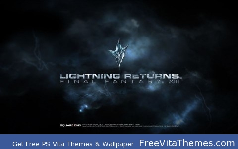 Lightning Returns: FFXIII PS Vita Wallpaper