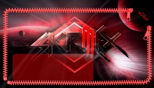 Download skrillex PS Vita Wallpaper