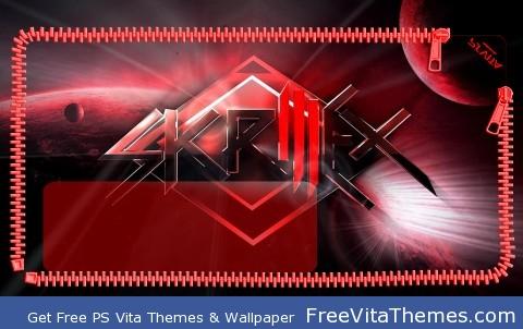 skrillex PS Vita Wallpaper