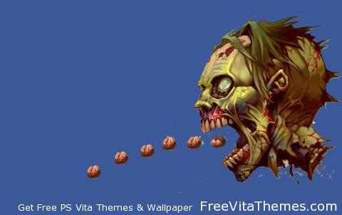 zombie PS Vita Wallpaper
