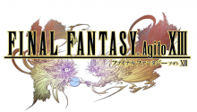 Download Final Fantasy Agito Logo PS Vita Wallpaper