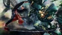 Download Amazing Spiderman Boss Fight PS Vita Wallpaper