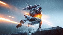 Download Battlefield 4 PS Vita Wallpaper