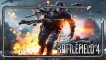 Download Battlefield 4 Lock PS Vita Wallpaper
