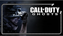 Download Call of Duty Ghost Lock PS Vita Wallpaper