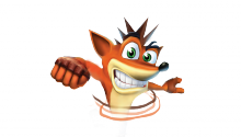 Download Crash Bandicoot PS Vita Wallpaper