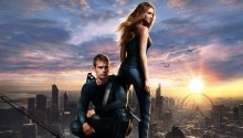 Download Divergent 2014 Movie PS Vita Wallpaper