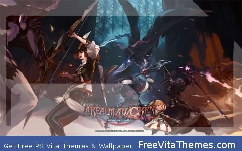 FFXIV A Realm Awaken PS Vita Wallpaper