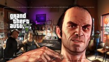 Download GTA V Trevor Philips PS Vita lockscreen PS Vita Wallpaper