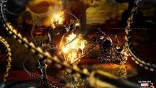 Download Ghost Rider Umvc3 PS Vita Wallpaper