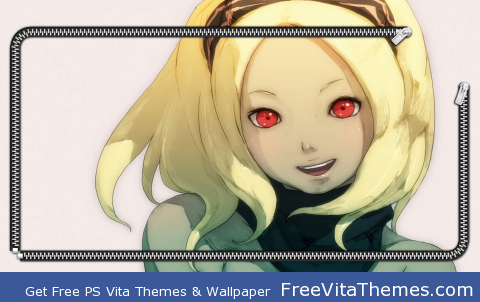 Gravity Rush Kat PS Vita Wallpaper
