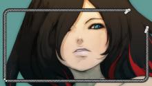 Download Gravity Rush Raven PS Vita Wallpaper