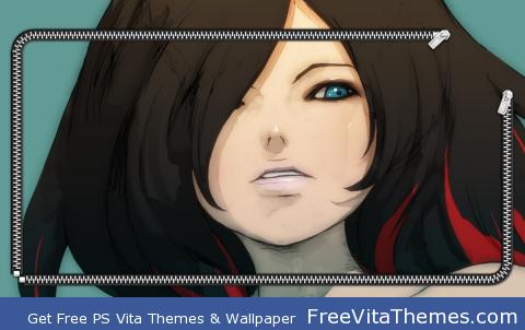 Gravity Rush Raven PS Vita Wallpaper