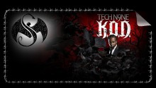 Download Tech N9ne KOD PS Vita Wallpaper