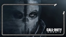 Download Call Of Duty: Ghosts – PS Vita Lockscreen PS Vita Wallpaper