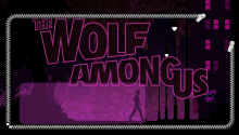 Download The Wolf Among Us Lockscreen PS Vita Wallpaper