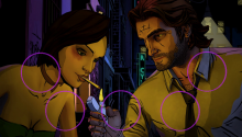 Download The Wolf Among Us PS Vita Wallpaper