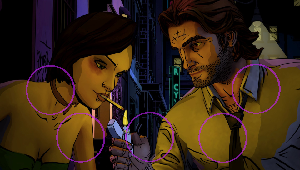 The Wolf Among Us PS Vita Wallpapers - Free PS Vita Themes ...
