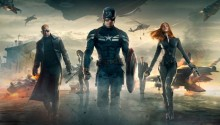 Download Captain America The Winter Soldier PS Vita Wallpaper