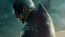 Download Chris Evans: Captain America The Winter Soldier PS Vita Wallpaper