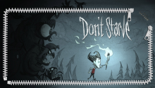 Download Don't Strave PS Vita Wallpaper