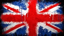 Download union jack PS Vita Wallpaper