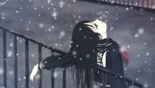 Download Enma Ai Snow PS Vita Wallpaper