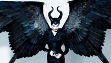 Download Angelina Jolie As Maleficent PS Vita Wallpaper