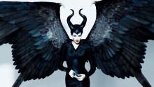 Download Angelina Jolie As Maleficent PS Vita Wallpaper